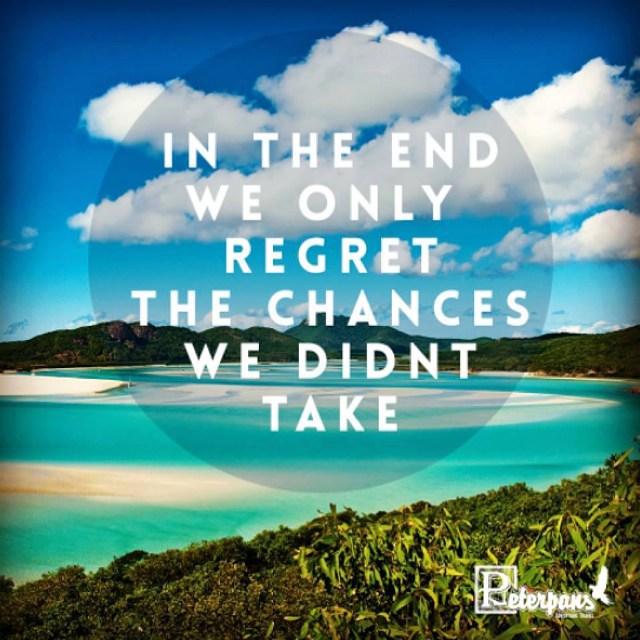 Take a chance!