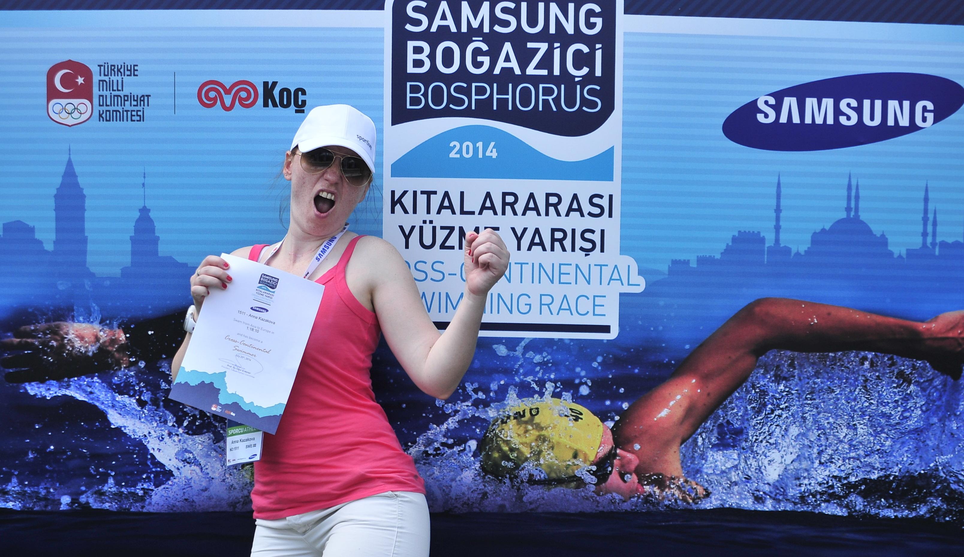 Bosphorus Cross Continental Race 2014