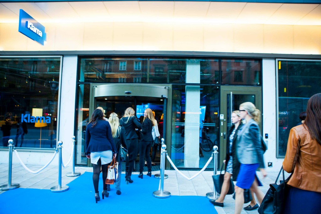 Women gathering for the Women Create Tech Event. (c) Image courtesy Klarna