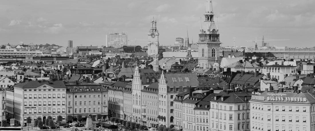 Stockholm-bandw