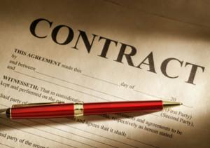 Договірне-право