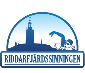 Riddarfjärdssimningen logo